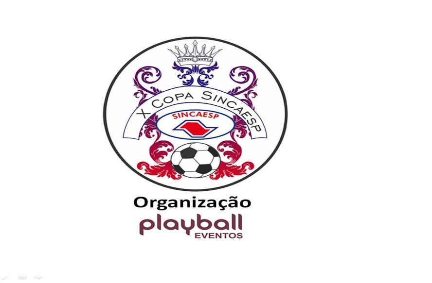 X Copa Sincaesp/Playball de Futebol Society